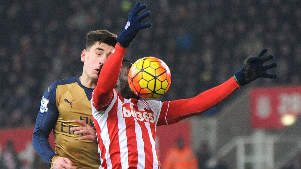 Arsenal back on top of Premier league