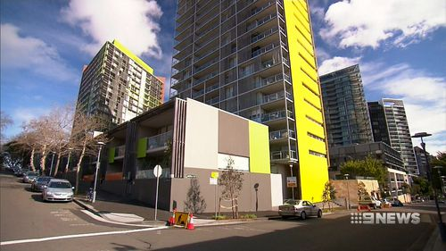 A government taskforce found 420 buildings around NSW were 'high-risk.'