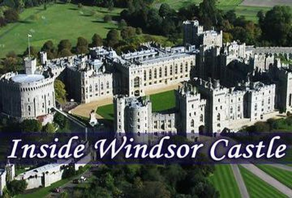 Inside Windsor Castle