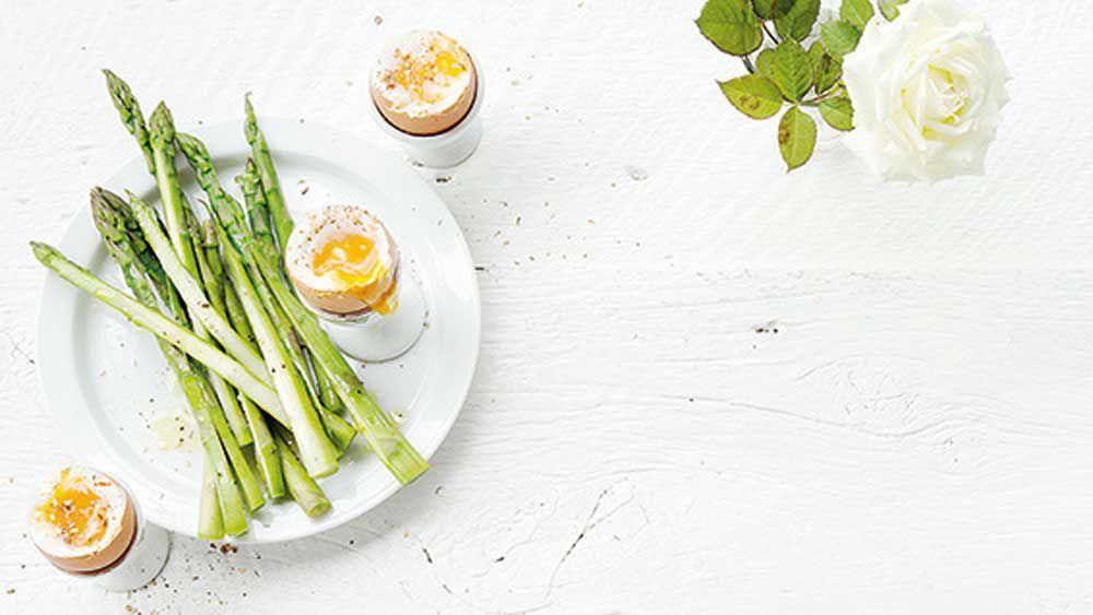 Libby Weaver's sesame eggs