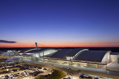 10. Raleigh-Durham International, Raleigh/Durham, North Carolina