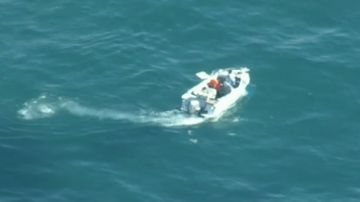 One person killed after boat capsizes off Carnac Island