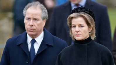 The Earl of Snowdon to divorce his wife