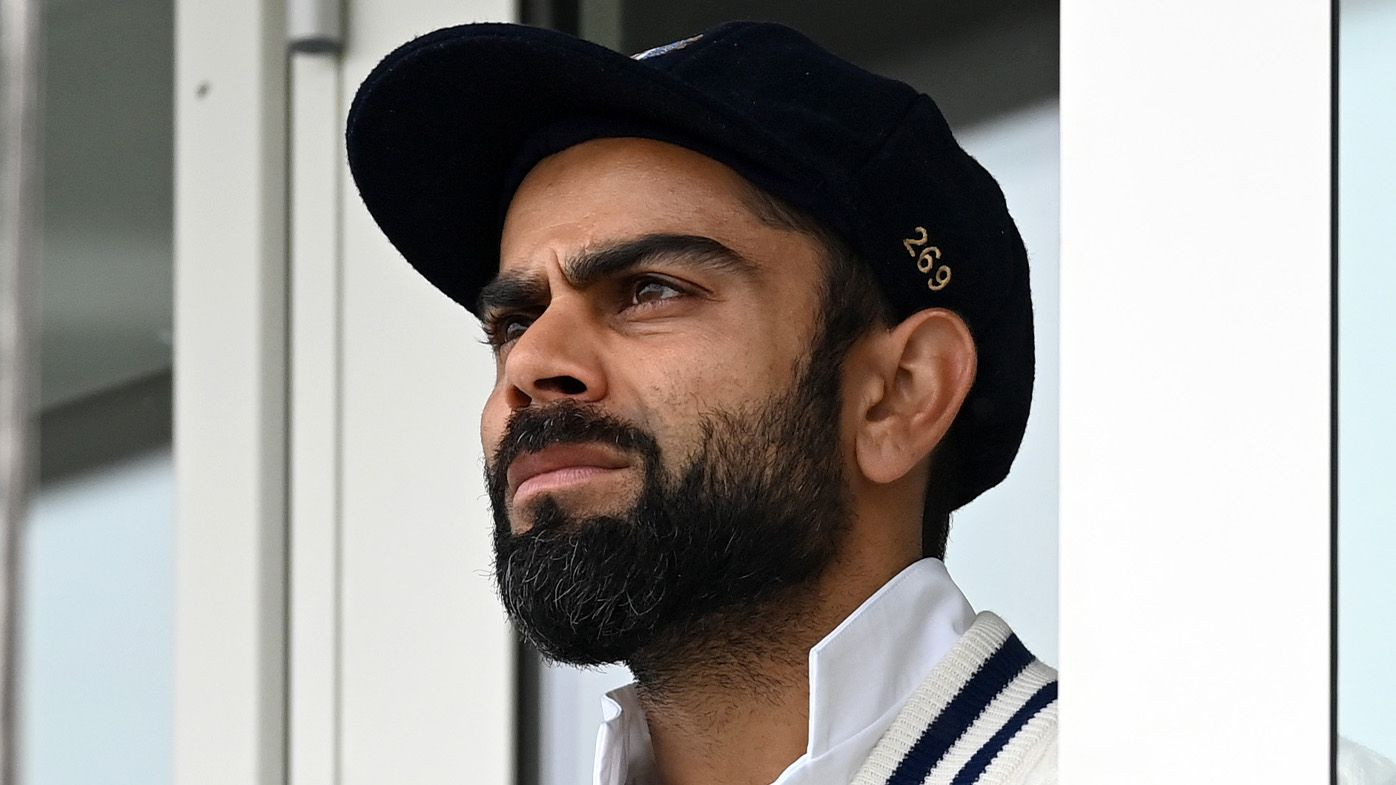 Kohli steps down from captaincy role