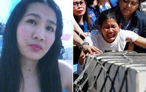 Former employer interrogated after Filipina maid found stuffed in freezer