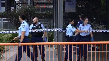 Man arrested after fatal train station stabbing