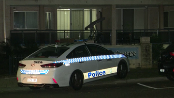 Two men were assaulted during a violent home invasion last night in Sydney's west.