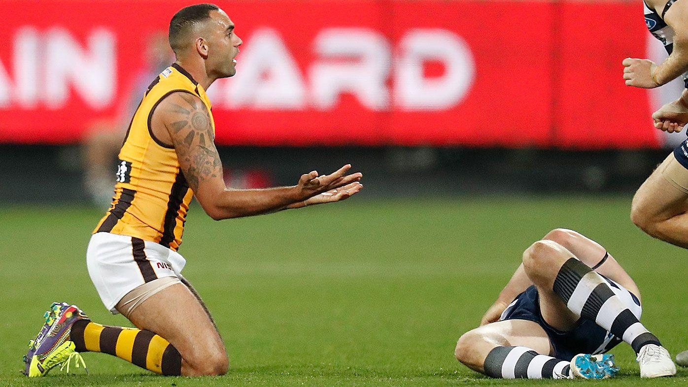 AFL changes Tribunal Guidelines on dangerous tackes after controversial Shaun Burgoyne verdict