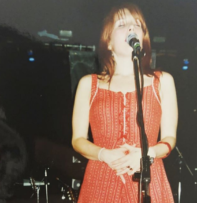 Clare Bowditch performing WA 2006