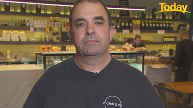 Match & Co Cafe owner Adrian Rigotto is offering $5000 for someone to take the job.