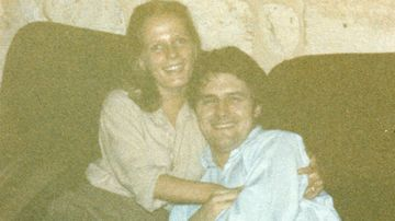 Malcolm Turnbull shared an image of himself and his wife in the Facebook post. (Facebook)