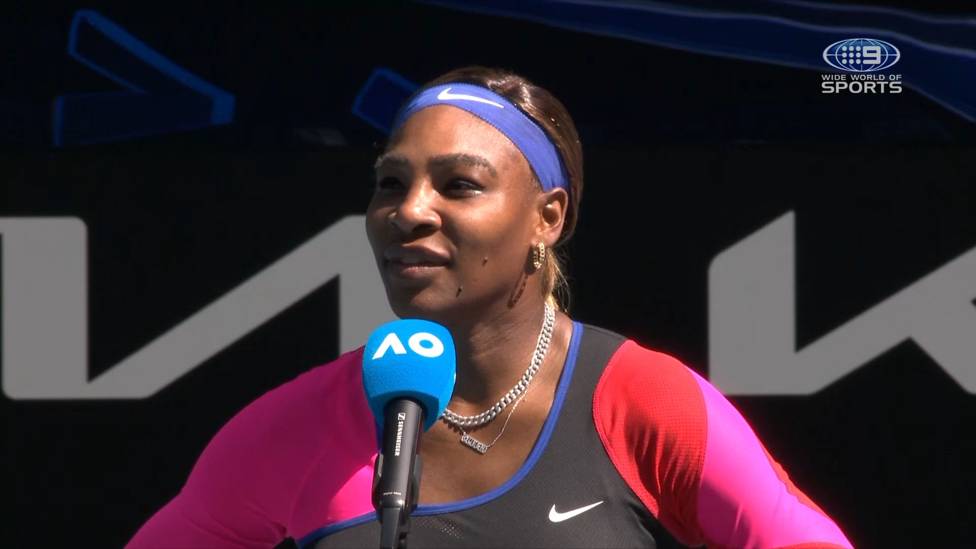 Serena Williams pays tribute to sister Venus, reveals Valentine's Day stance after win