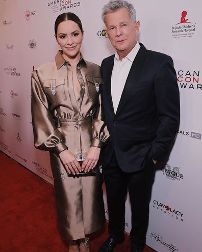 David Foster And Katharine Mcphee Are Definitely Trying To Start A Family Together 9celebrity