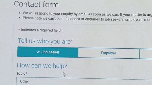 One in four calls to 'dob in a JobSeeker' hotline from Queensland