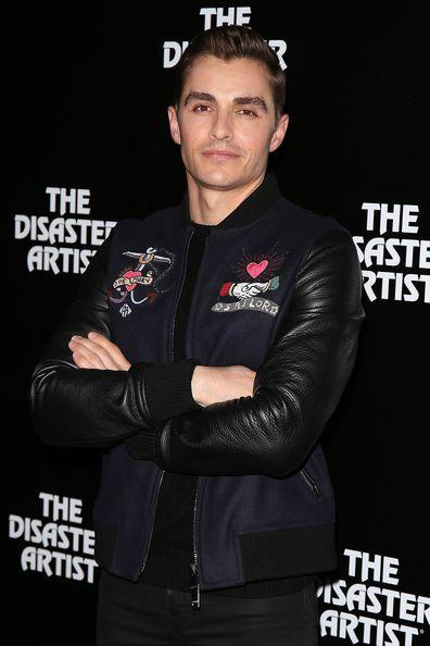 Dave Franco, The Disaster Artist, screening, London, England, 2017
