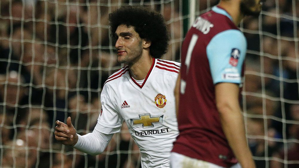 Man Utd beat West Ham, reach FA Cup semis