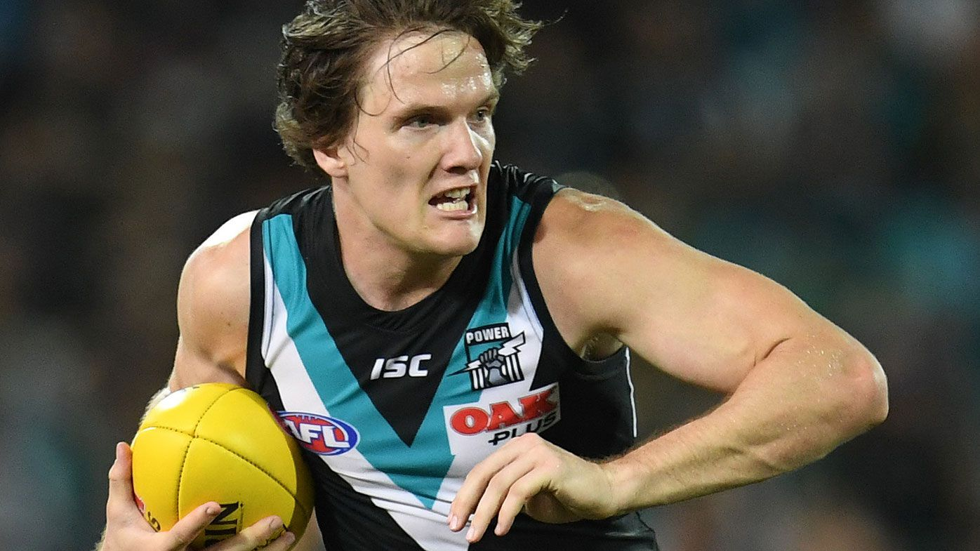 Port Adelaide Power bounce back from horror week to beat North Melbourne Kangaroos in AFL