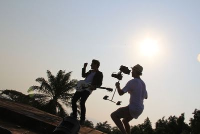 Shaun, Bradie and Andy from Short Stack jetted off to Kampot, Cambodia to shoot their brand new music video for 'Heartbreak Made Me A Killer'. Check out these behind-the-scenes pics.