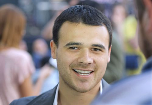 Emin Agalarov may have been the hidden link between Donald Trump's campaign and Russia (AP Photo/Mikhail Metzel)