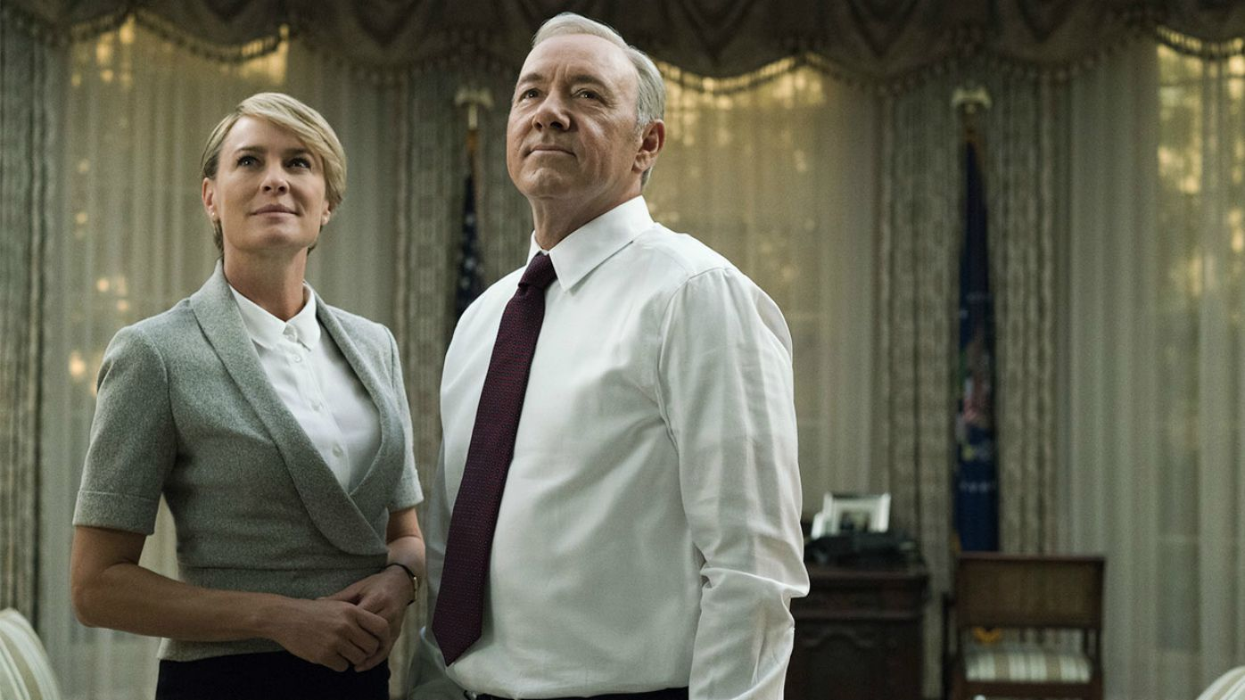Netflix confirms a final season of ' House of Cards ' without Kevin Spacey