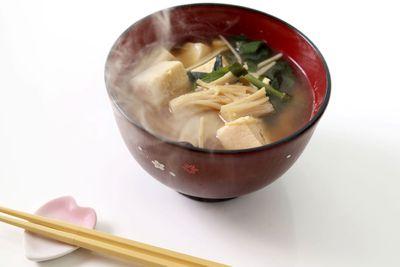 Hara hachi bu — eating till 80 percent full