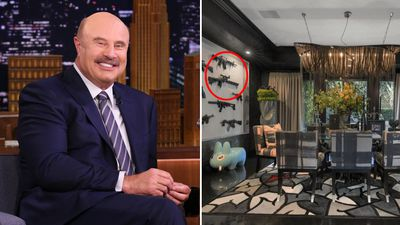 Dr. Phil's son's weird mansion goes on the market for $5.75M