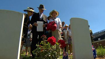 Australia remembers troops killed in Fromelles