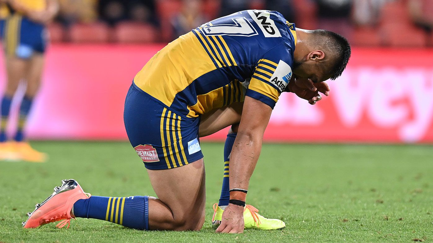 'A lack of trust, a lack of understanding': Peter Sterling reveals long-held concern for Parramatta Eels
