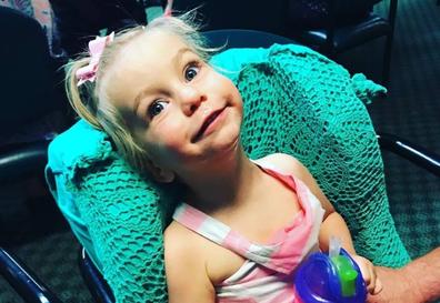 NSW toddler rare disease