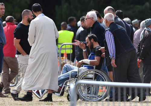 Christchurch city officials issued strict guidance to the media ahead of Wednesday's funerals and requested that the families be left alone.(AAP Image/Mick Tsikas)