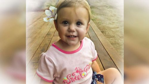 14-month-old Isabella Rees died in 2015 after swallowing a button battery.