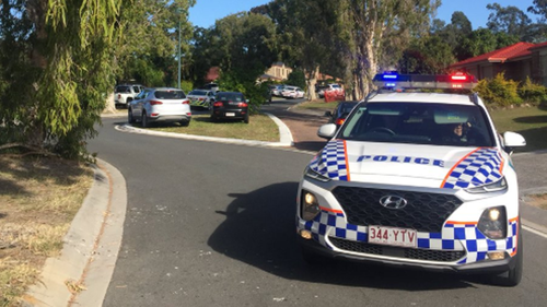 Police were called to the Doolandella home just after 5am.