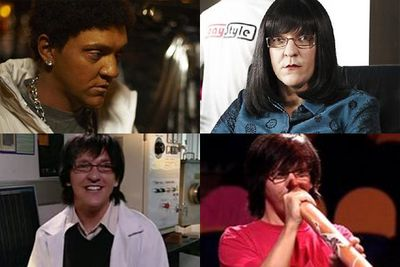 The creator of <i>Angry Boys</i> and <i>We Can Be Heroes</i> has been accused of racism multiple times for playing an African American teenager, a Japanese Australian mother and even a Chinese Australian playing an Aboriginal Australian.