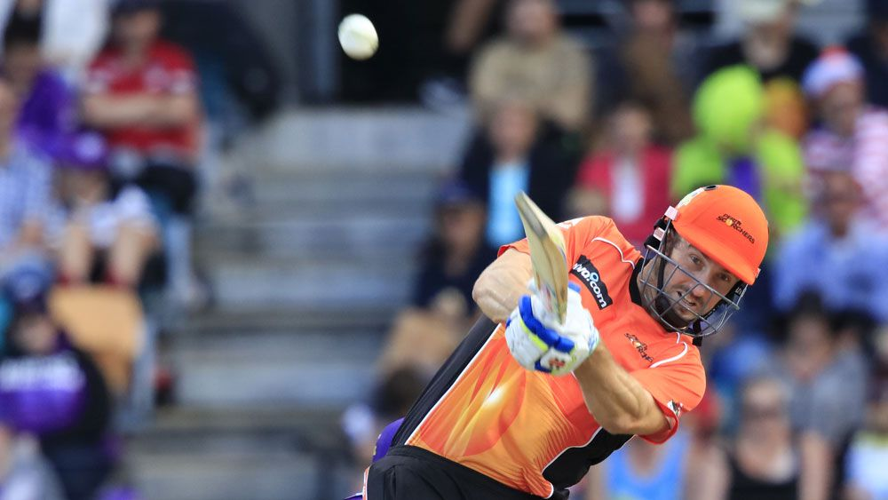 Marsh back in form for Perth BBL home semi