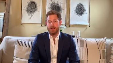 Prince Harry has appeared in a touching new video to honour his ties to English rugby.