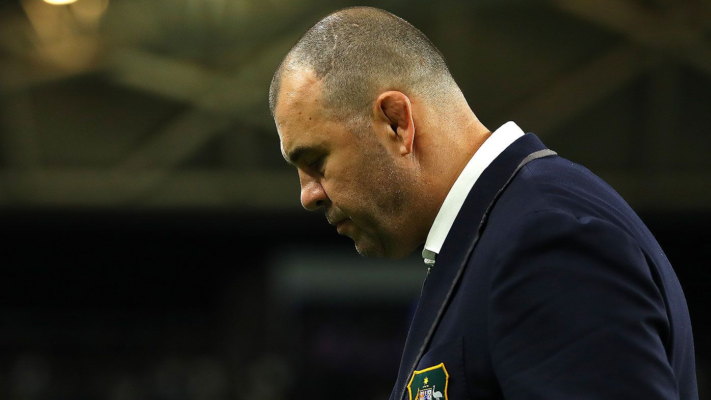 Michael Cheika denies explosive 'end in tears' claim from ex-Wallabies selector Michael O'Connor