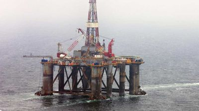 Dividing up the land may be straightforward enough, but who gets the ocean? The North Atlantic and North Sea boast the largest oil reserves in western Europe, and Scotland is likely to get the lion's share. So while Scotland may be rolling in petroleum down the track, England will have to see if their cars will run on warm beer.