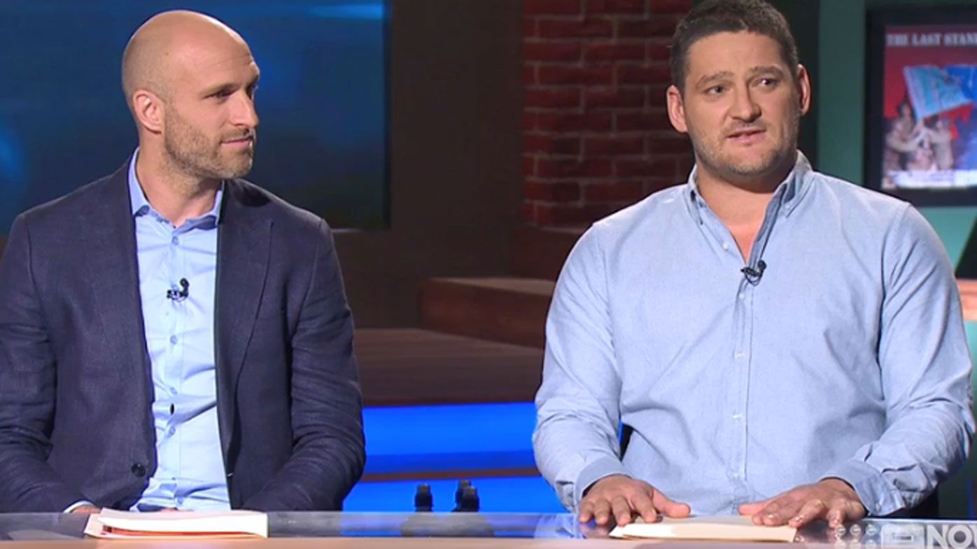 AFL news: Chris Judd and Brendan Fevola address infamous 2009 Brownlow incident