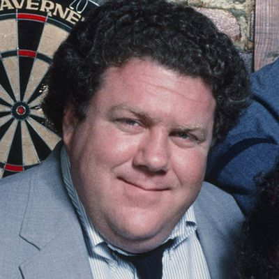 George Wendt as Norm Peterson: Then
