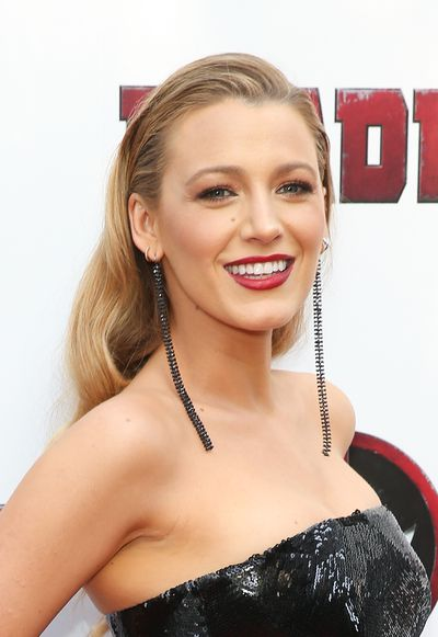 While Victoria's Secret models and elegant actresses steal the fashion spotlight in Cannes, Blake Lively was busy delivering a beauty look that packed a superhero-inspired punch in New York City.<br> <br> On Wednesday, the <em>Gossip Girl</em> star turned her fingernails into a homage to her husband's on-screen character, <em>Deadpool,</em> at the premiere of the fantasy film's sequel.<br> <br> Celebrity nail artist Elle Gerstein was responsible for the high-voltage manicure, using a mixture of varnishes from nail brand, Essie, and Swarovski crystals.<br> <br> If the comic book cuticles aren't to your liking, then you can take some beauty inspiration from Lively's flawless makeup.<br> <br> The look came courtesy of celebrity makeup artist Kristofer Buckle, who created a polished and elegant aesthetic, the perfect complement to Lively's '40s hairstyle and Brandon Maxwell column gown.<br> <br> We have rounded up some of our favourite products inspired by Blake for you to replicate this very look right from home.<br> <br> Click through to get the look.