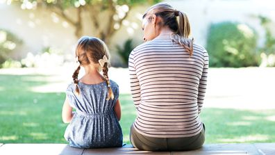 How much do well tell our children about our pre-motherhood lives?