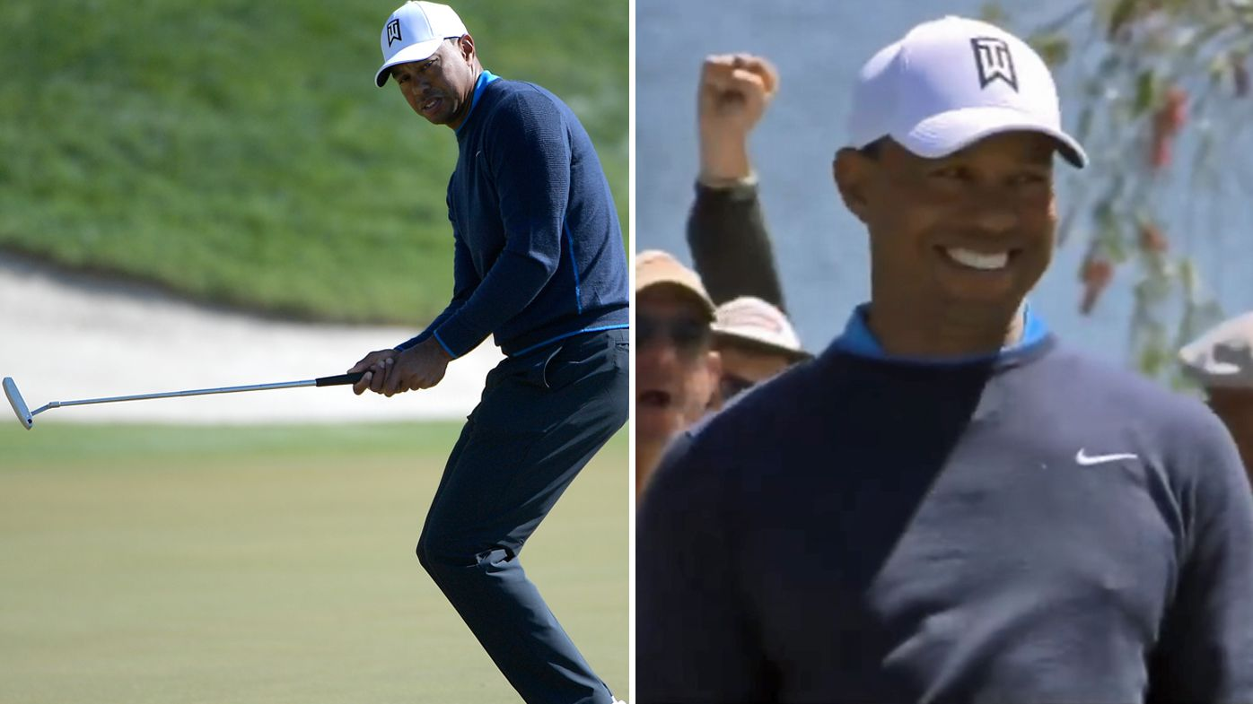 Woods the Masters favourite in crazy twist