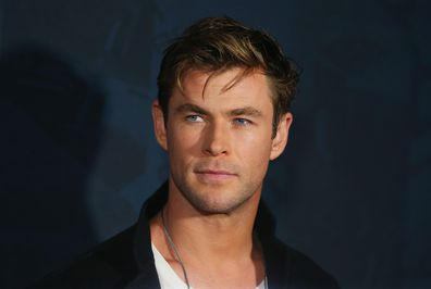 Chris Hemsworth attends the TAG Heuer 'Museum In Motion' Australian Launch at Museum of Contemporary Art on June 6, 2018 in Sydney, Australia.