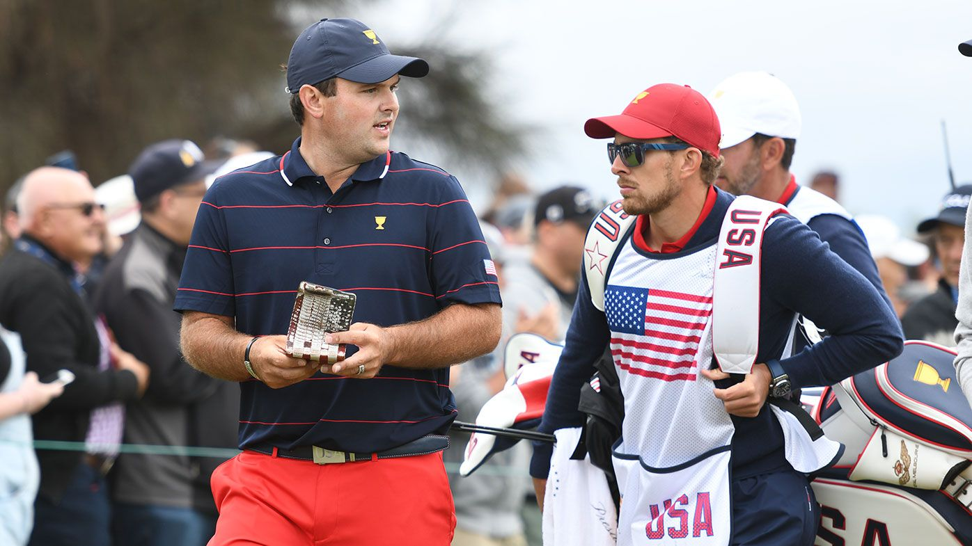 PGA Tour stands down Patrick Reed's caddie