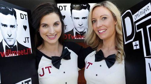 The pair penned an open letter to JT in a bid to meet him. (Picture: supplied)