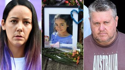 Tiahleigh Palmer's foster father sentenced to life in prison