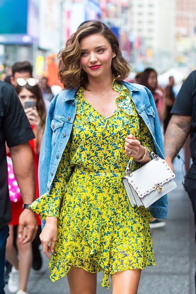 <p>Miranda Kerr</p> <p>A phenomenon who married dashing Snapchat founder Evan Spiegel and continues to appear in countless magazines as well as pushing her skincare line Kora.</p> <p>2017 highlights: Marrying Evan Spiegel.</p> <p>in 2018...: A sibling for Flynn Bloom, her son with actor Orlando, is on the way. Congratulations.</p>
