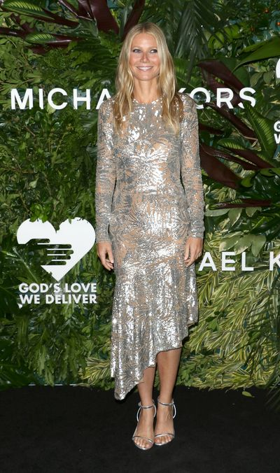 Gwyneth Paltrowat the Annual God's Love We Deliver Golden Heart Awards in New York City