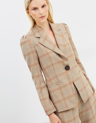 "<a href=""https://www.theiconic.com.au/well-plaid-blazer-591881.html"" target=""_blank"" title=""Manning Cartell Well Plaid Blazer in Multi, $194.70"" draggable=""false"">Manning Cartell Well Plaid Blazer in Multi, $194.70</a>"