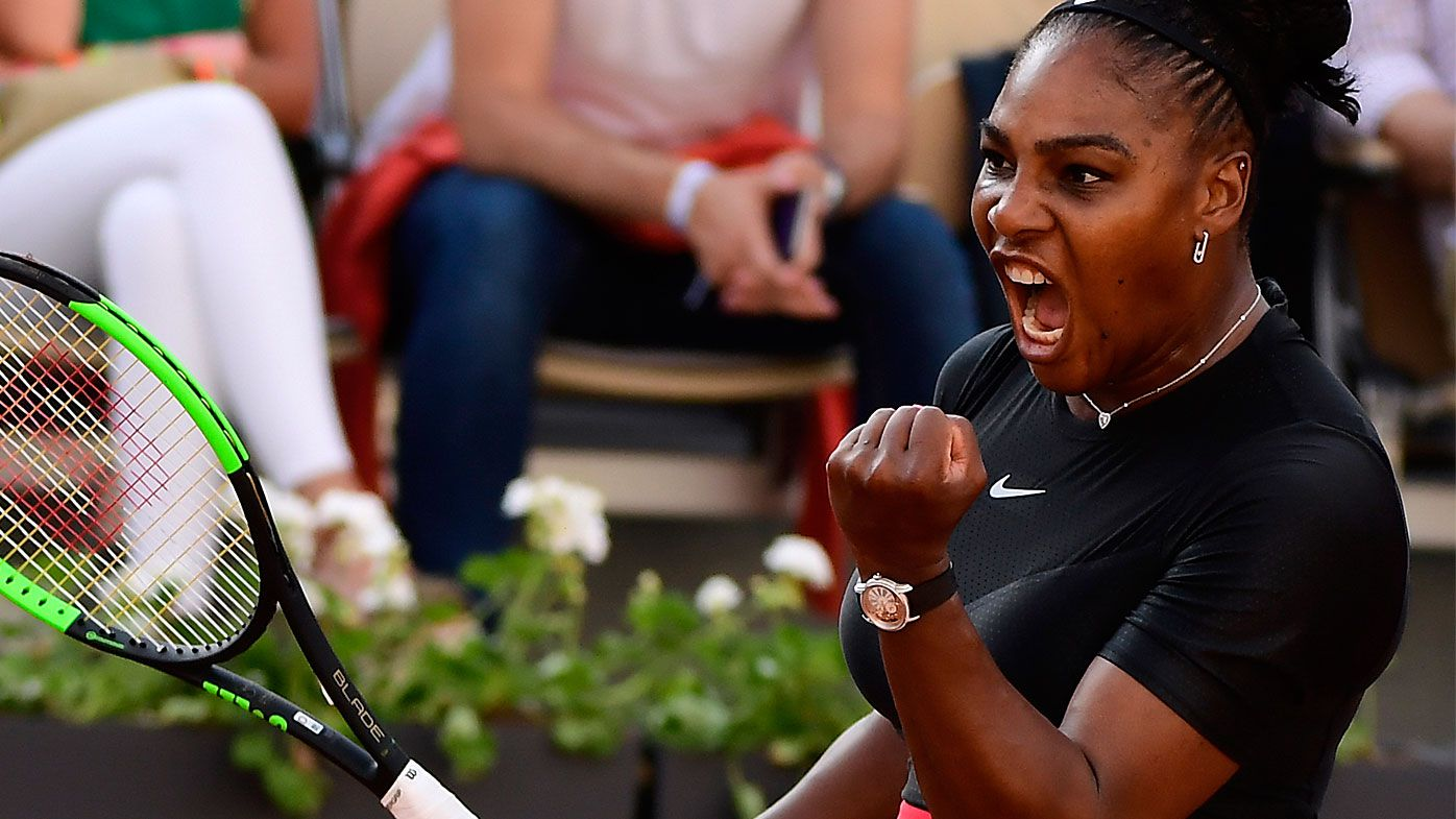 Serena Williams sets up Maria Sharapova showdown at French Open